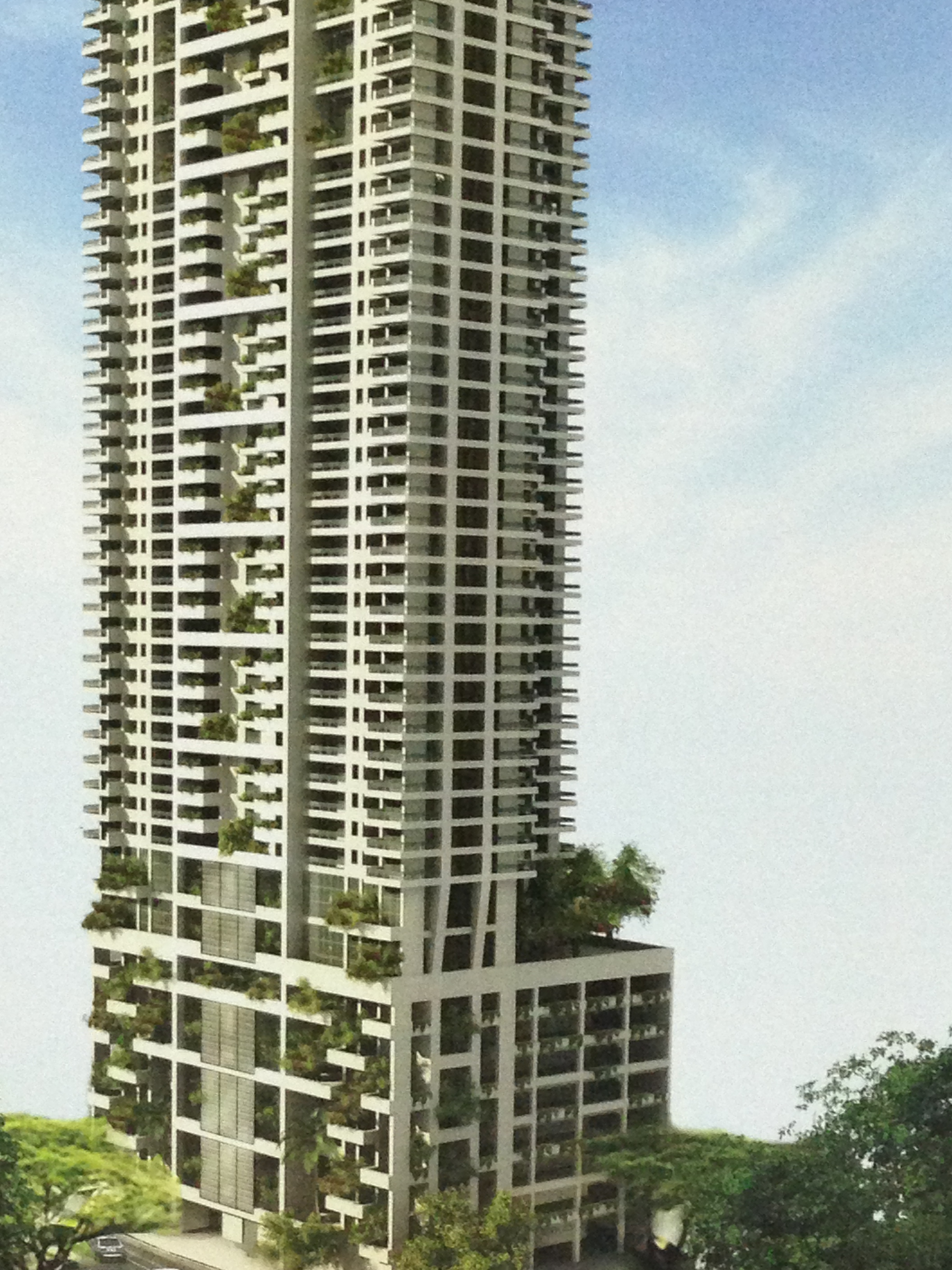 3 BHK APT THE XCLUSIV PARINEE